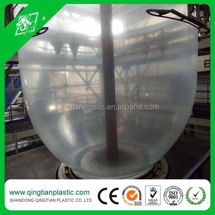 Anti dust, anti fog, anti drip coextruded PE cover film for grape greenhouse
