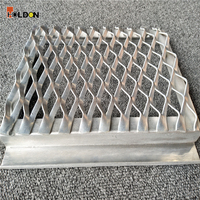 Alibaba Supplier Aluminum Alloy Perforated Mesh