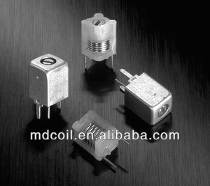 variable inductor coil, adjustable coils inductor, Tunable Inductors