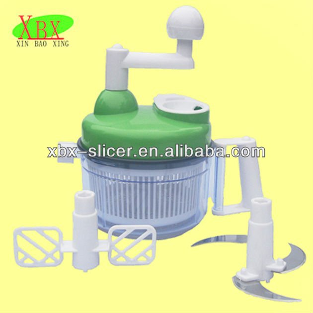 hand vegetable chopper/vegetable cutter/vegetable slicer