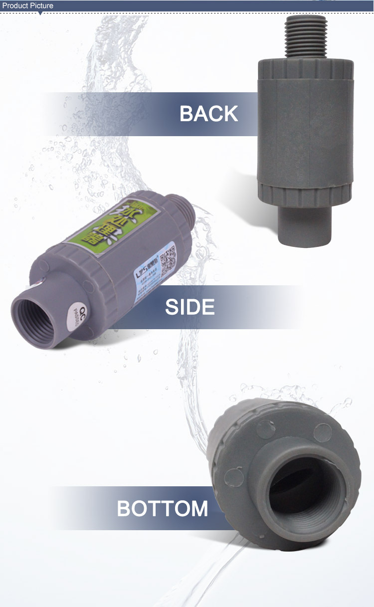 Residential Water Pipe Magnetic Water Softners