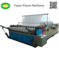 Base paper slitter rewinding machine