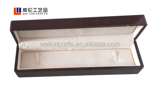 China Hot Sale Unfinished Wood Jewelry Boxes Wholesale
