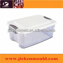 plastic commodity mold for storage box mold