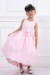New arrival 2012 comfortable and elegant fashion kids party wear for girl