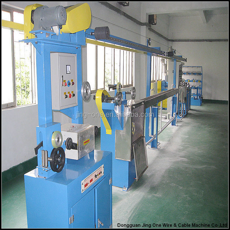 2 layer Insulation Copper Wire Machine for extruding