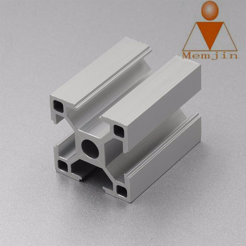 aluminum anodized oxidation coated aluminum alloy profile
