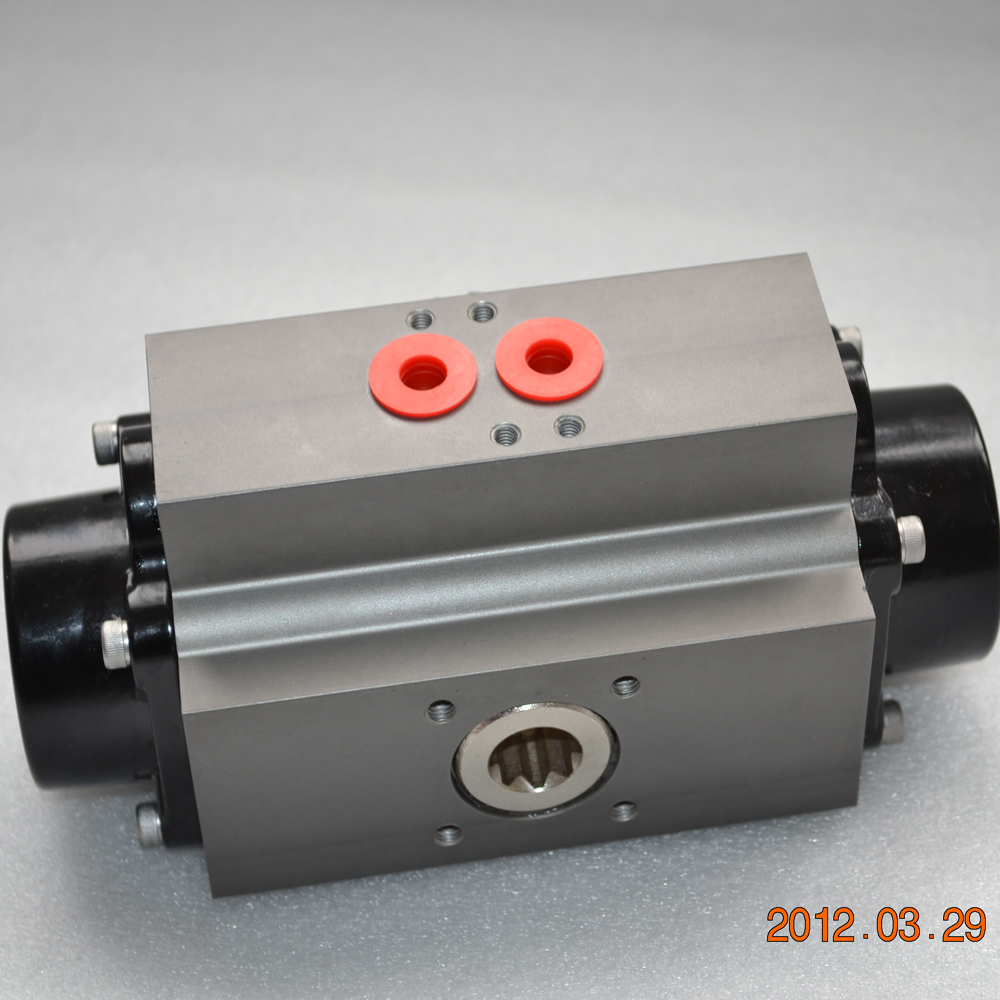 China made double acting pneumatic rotary actuator