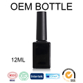 Hollyko OEM uv gel polish 12 ml glass nail polish bottle soak off uv gel polish gel bottles