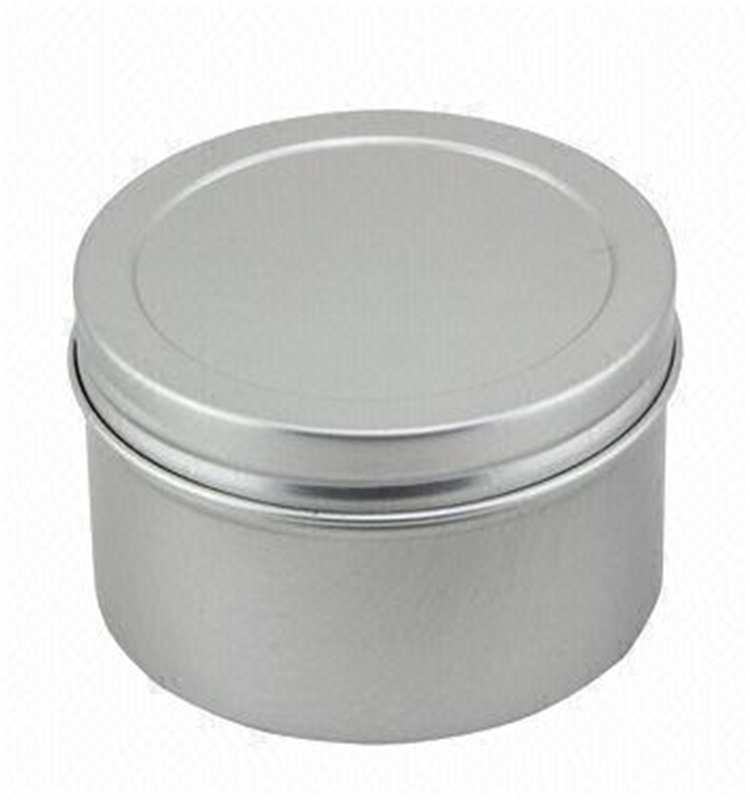 40g 50g 60g metal tin tea cup candle holders