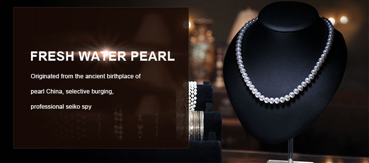 Manufacture pearl jewelry with accessory wiyh high quality