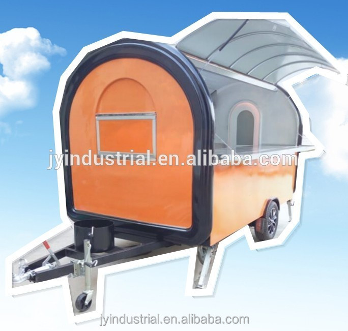 Low Price volume large profit ice cream cart mobile food fried pie machine
