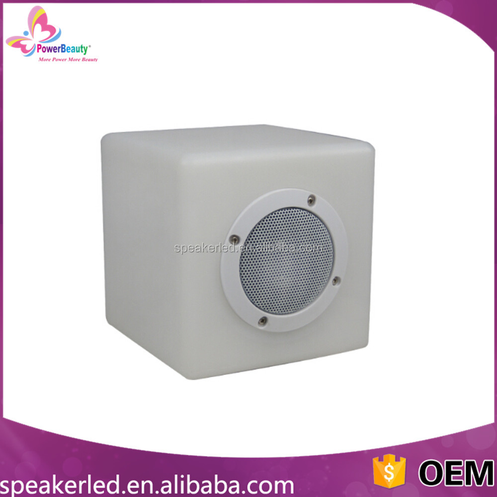 2016 cube 10w ball made tower portable mini bluetooth speaker distributor