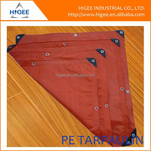 high quality best seller red polyethylene hdpe sheets