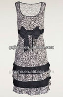 2013 new fashion cheap casual dress for lady
