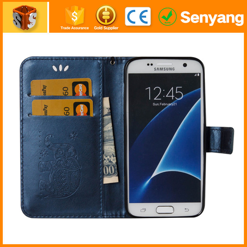 mobile phone accessory gionee mobile phone wallet leather case for samsung galaxy s4