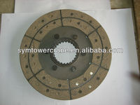 hoist brake disc plate for tower crane