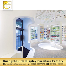 high quality furniture china pharmacy display stand medical store furniture store display rack for sale