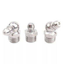 Pressure lubricators/Grease nipples M10X1 Gost19853-74 standard for Russia and east European market