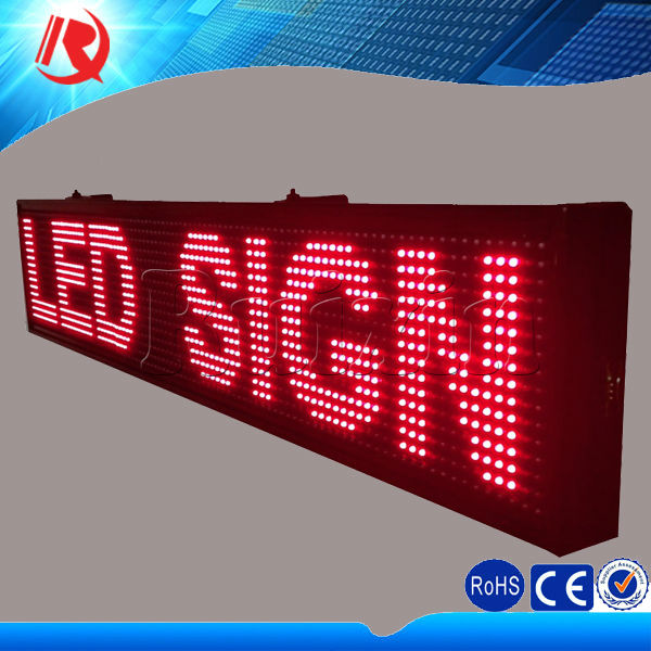 alibaba china R battery powered led open signs