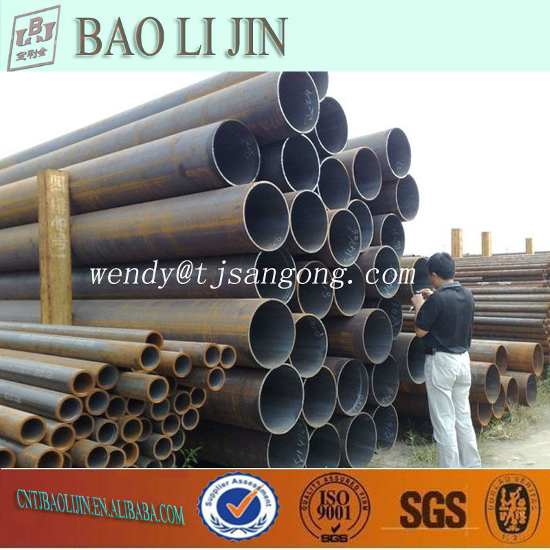 low carbon erw pipe standard dimensions manufacturer