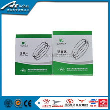 R180 four stroke water cooled diesel engine piston ring set
