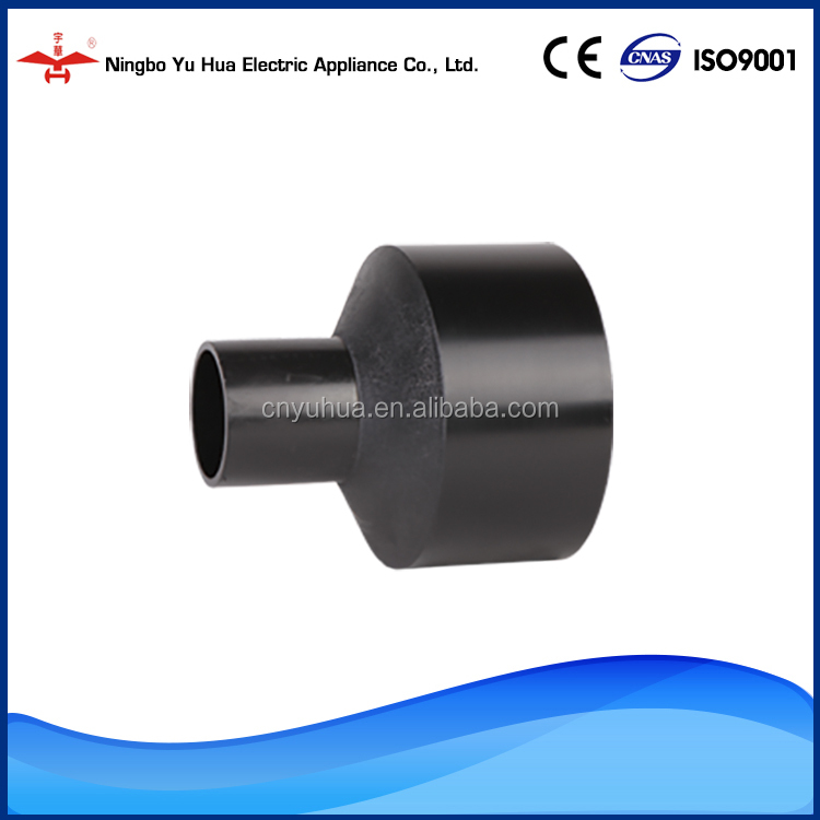 Manufacture price for Butt fusion reducer hdpe pe fitting