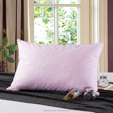 soft comforter cotton cover duck down feather pillow