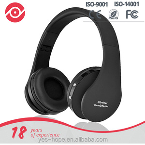 Fashional Wireless Bluetooth Headset Music Cheap Headphones with Microphone