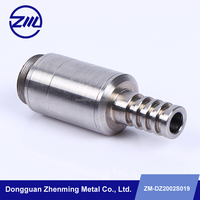 Stainless steel /metal/alloy/aluminum electronic smoking pipe parts