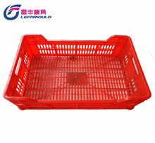 Widely Use Good Quolity Plastic Stackable Bread Crate Mold