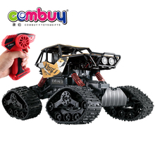 Hot sale 1:12 toys change wheels climbing metal rc car