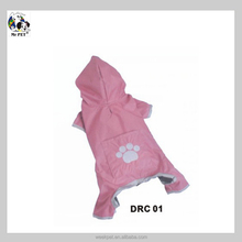 Fashional Reflective Dog Raincoat