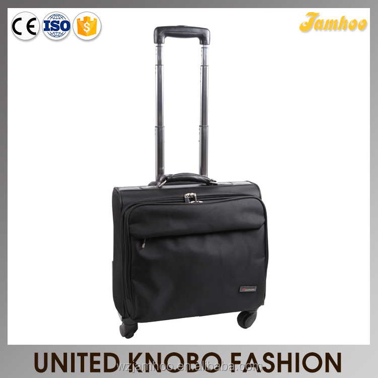 1680D Laptop trolley case luggage carry-on laptop rolling case