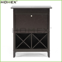 Modern Dry Bar and Wine Cabinet/Homex_BSCI