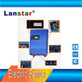 CE certificated smart controller for security electric fence system 10KV ---Lanstar