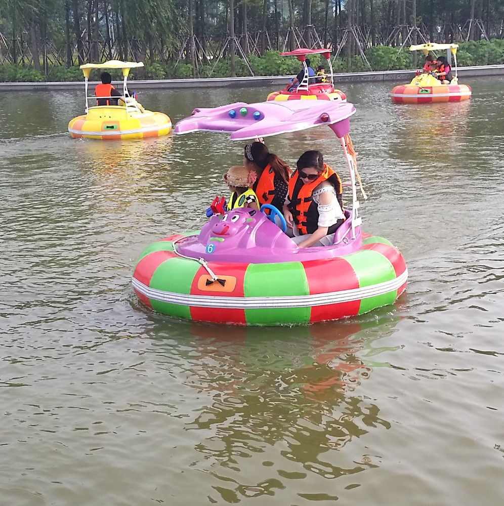 Water Bumper Boats Manufacturing Industry