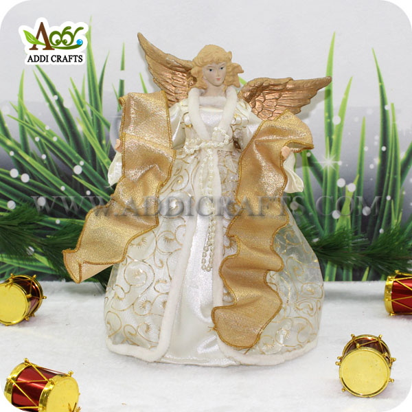 Christmas Angel Handmade Decorative Angel Christmas Fabric Angel