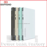 400pcs/set white and black, shipping free to USA BY UPS, PA-102 4000mah dual cable power bank with 2C logo on the front
