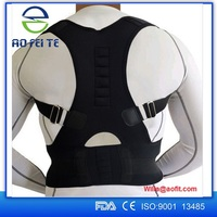 Wholesale Custom Back&shoulders support belt, therapy posture corrector, neoprene posture corrective brace