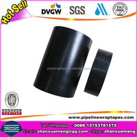 Oil Gas Water Pipe Wrap Tape for Underground Steel Pipeline