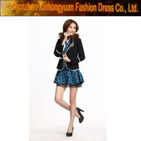 custom design formal school uniform high quality