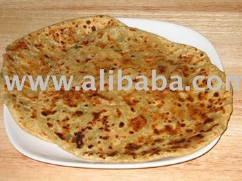 Authentic Range of Parathas
