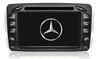 For mercedes w203 navigation/for mercedes benz c dashboard/for mercedes clk w209 car dvd gps
