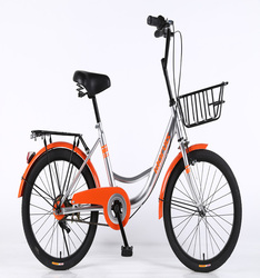 24inch city system public high quality and lowest price rent sharing bike