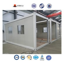 Prefabricated Modular Container House for Mining Camp and Accommodation