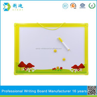 Lanxi xindi pvc frame kindergarden children drawing board