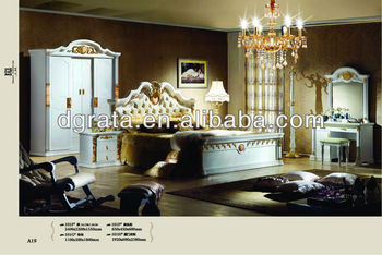 2013 luxury bedroom furniture set in solid wood and jade to be finished for the house suite