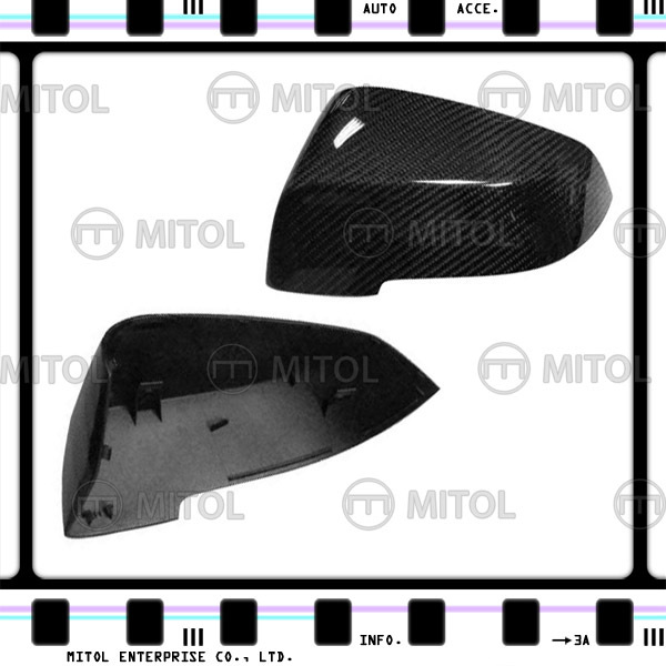 For BMW 5S F10/GT 7S F01/F02 Carbon Fiber Car Mirror Housing, Wing Mirror