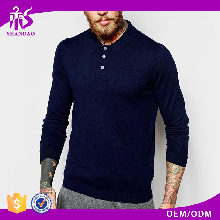 2016 Guangzhou Best Price 220g 35%Cotton 65%Polyester Long Sleeve Online Shopping Clothes
